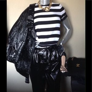 Pants - Who What Wear High Waist PATENT LEATHER Pants